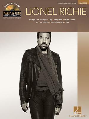 Lionel Richie By Richie, Lionel (CRT)